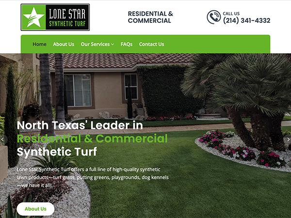 Lone Star Synthetic Turf