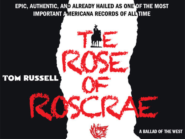 Rose of Roscrae Website Screenshot