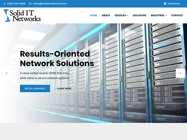 Solid IT Networks